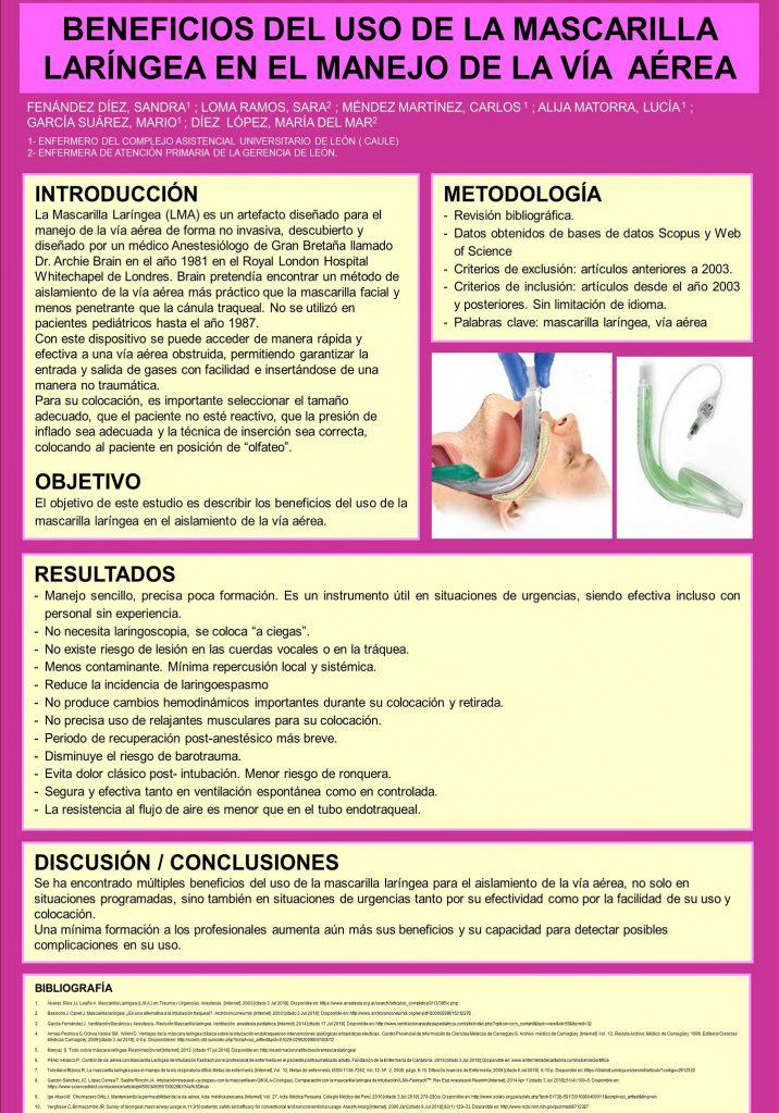 053 poster SANDRA FERNANDEZ 01