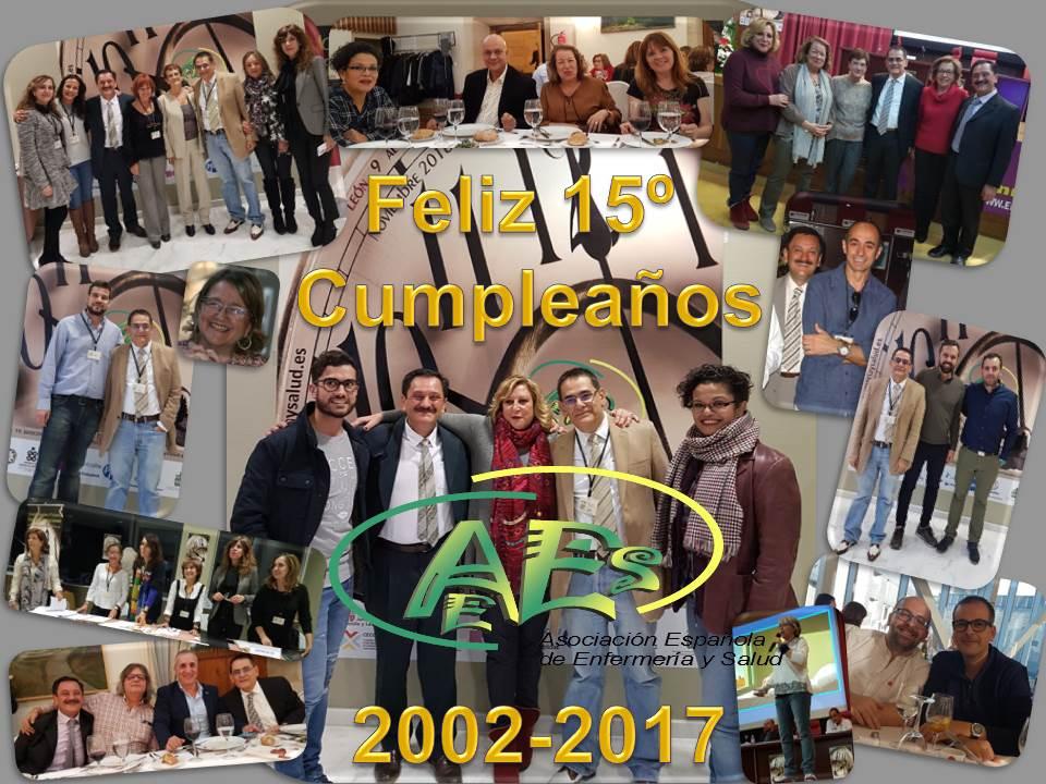 Asociación Española de Enfermería y Salud 2002-2017