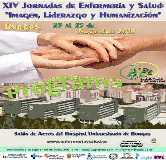 """XIV Jornadas de Enfermería y Salud: """"Imagen, Liderazgo y Humanización"""""""