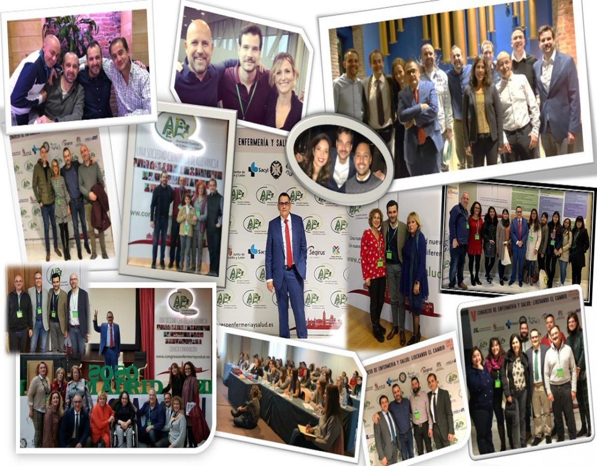 Asociación Española de Enfermería y Salud 2002-2019