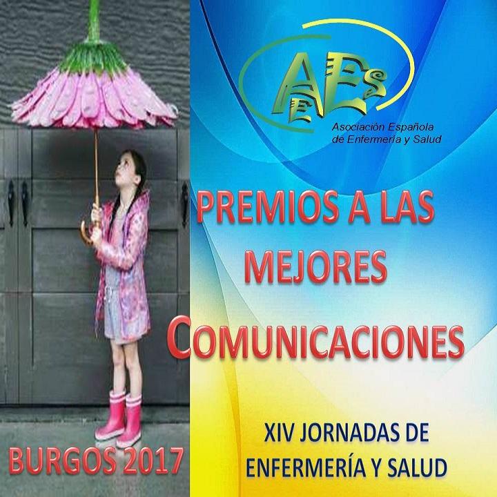 COMUNICACIONES PREMIADAS EN LAS XIV JORNADAS AEES DE BURGOS