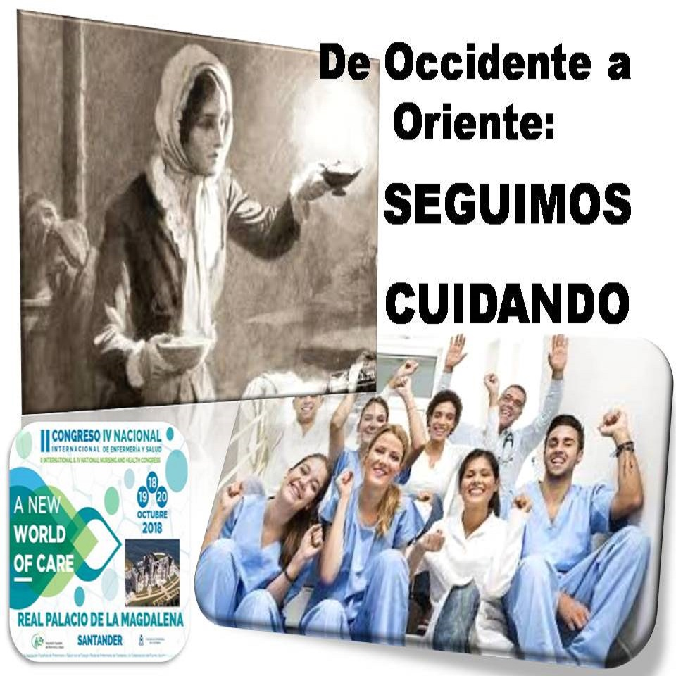 DE OCCIDENTE A ORIENTE: SEGUIMOS CUIDANDO
