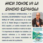 HACIA DONDE VA LA SANIDAD ESPAÑOLA