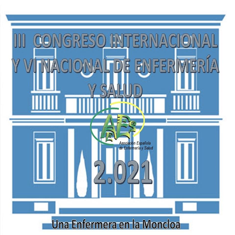 III CONGRESO INTERNACIONAL Y VI NACIONAL DE ENFERMERIA Y SALUD.  2021