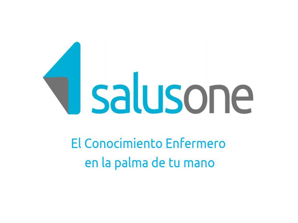 NACE SALUSONE, EL CONOCIMIENTO ENFERMERO EN LA PALMA DE TU MANO