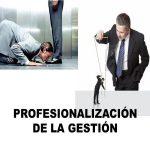 PROFESIONALIZACIÓN DE LA GESTIÓN ENFERMERA