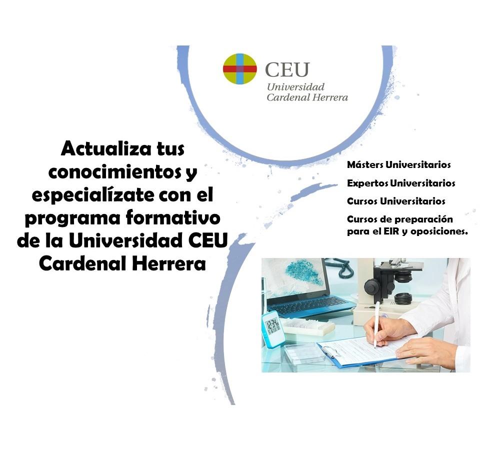 PROGRAMA FORMATIVO DE LA UNIVERSIDAD CEU CARDENAL HERRERA