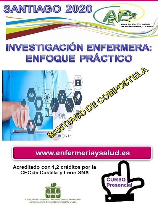 INVESTIGACIÓN ENFERMERA: ENFOQUE PRÁCTICO. SANTIAGO DE COMPOSTELA