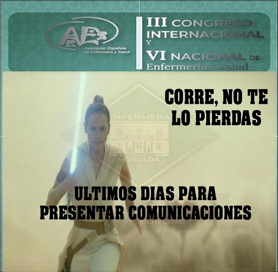 ULTIMOS DIAS PARA PRESENTAR COMUNICACIONES AL CONGRESO AEES 2021 (HASTA EL 10 DE ABRIL)