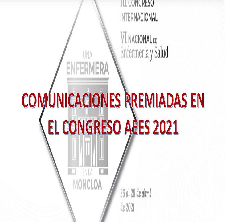 COMUNICACIONES PREMIADAS EN EL III CONGRESO INTERNACIONAL AEES 2021